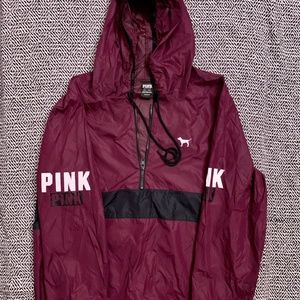 VS Pink Windbreaker